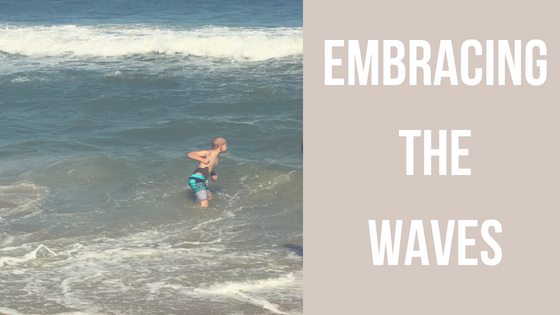 Embracing The Waves